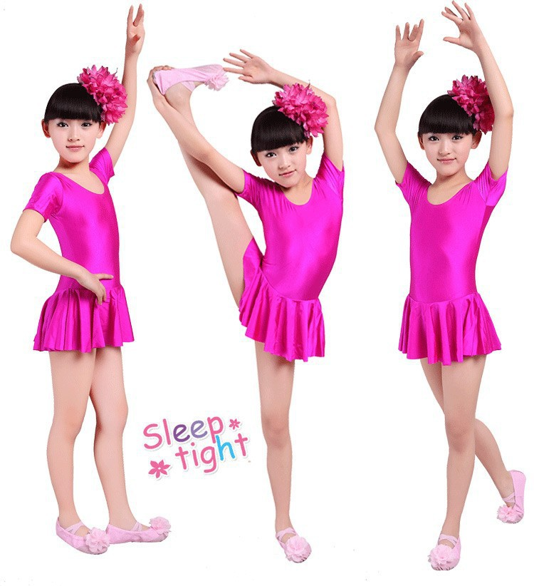 Ropa de la danza de la muchacha de los niños Ballet trajes para ...