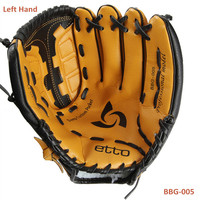 Etto BBG 005 General Baseball Glove Softball Glove Size 11 5 12 5Left Hand For Adult