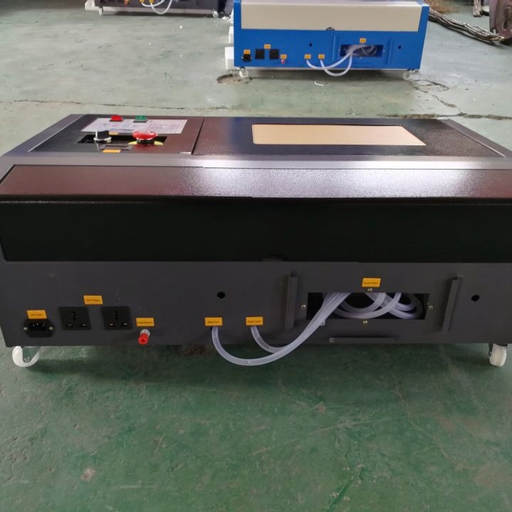 HIGH PRECISE And HIGH SPEED Third Generation CO2 Laser Engraving Cutting Machine USB PORT