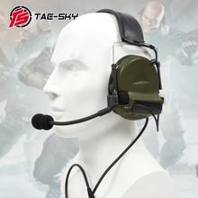 TAC SKY COMTAC II silikon ohrenschützer freien taktische hören verteidigung noise reduktion pickup military kopfhörer FG