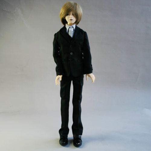 [wamami] 511 Black Suit/Outfit/Clothes 1/3 SD DZ BJD Boy Dollfie