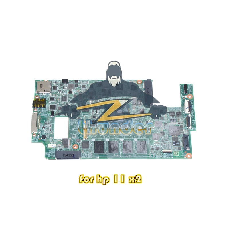 DA0W03MBAI0 754648-501 754648-001 for HP Pavilion X2 tablet motherboard SR1SF N2920 CPU onboard
