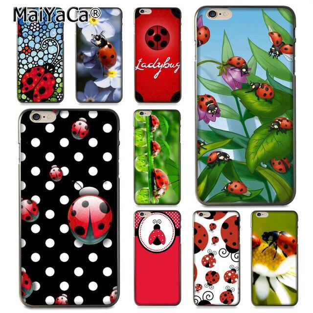 coque iphone 6 ladybug
