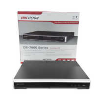 Original Hikvision DS-7608NI-K2/8P DS-7616NI-K2/16P 8MP H.265 NVR 8CH 16CH Network Video Recorder with POE Ports