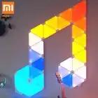 Оригинальный Xiaomi Nanoleaf красочный умный нечетный светильник для работы с Mijia для Apple Homekit Google Home настройка на заказ 4 шт./1 коробка