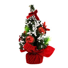Merry Christmas Tree Bedroom Desk Decoration Toy Doll Gift Office Home Children Natale Ingrosso Christmas Decorations for Home
