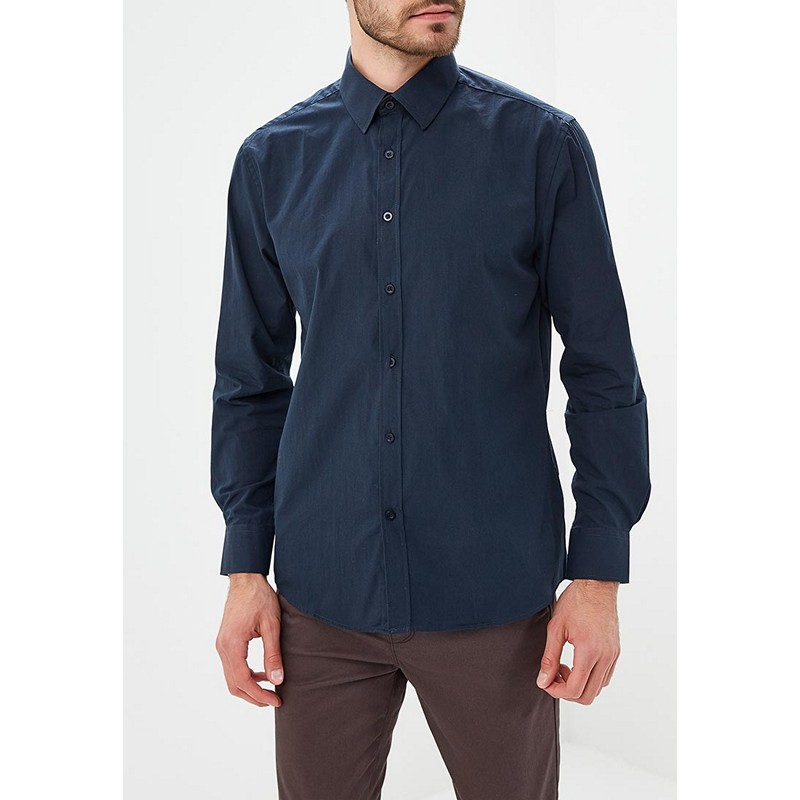 Shirts MODIS M182M00095 blouse shirt clothes for male for man TmallFS