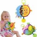 Детские игрушки, книжки из мягкой ткани, развитие интеллекта ребенка, Развивающая погремушка в коляску, детские игрушки, скидка 30%