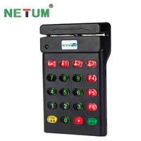 USB Magnetic Card Reader with USB Interface Keyboard Card Reader POS Reader USB MSR Card Reader plug and play NT 700