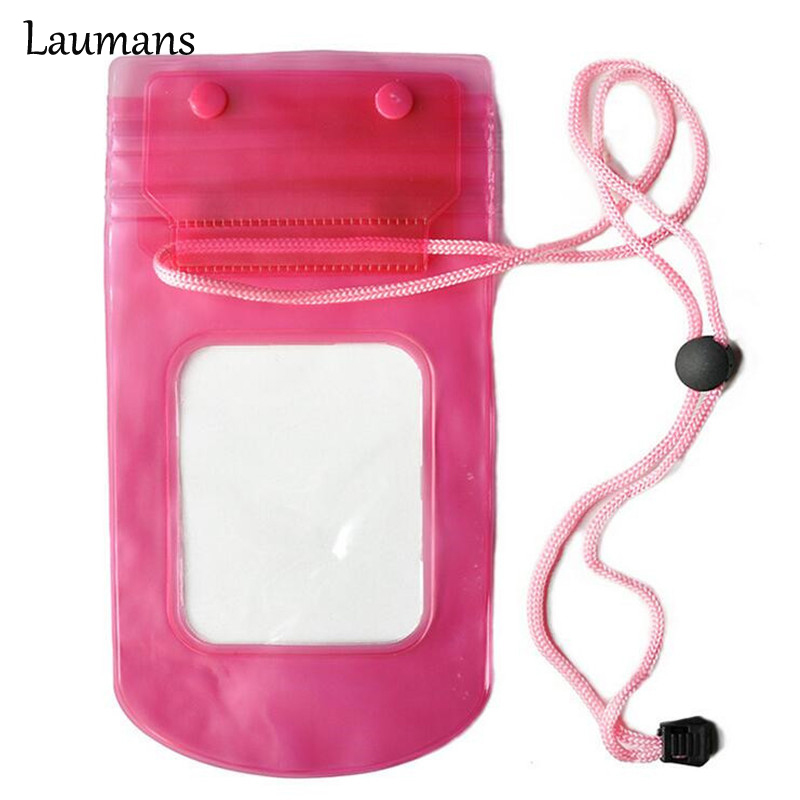 New Arrival Waterproof Diving Bag For Mobile Phones Underwater Pouch Case For iphone 6/6plus For Samsung Galaxy Free Shipping