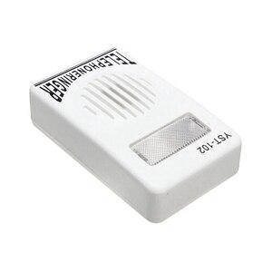 Image 3 - 95dB Extra Loud Telephone Phone Ringer Phone Ring Amplifier Ringing Help Strobe Light Bell Sound Landline Ringer Sound Ringtones