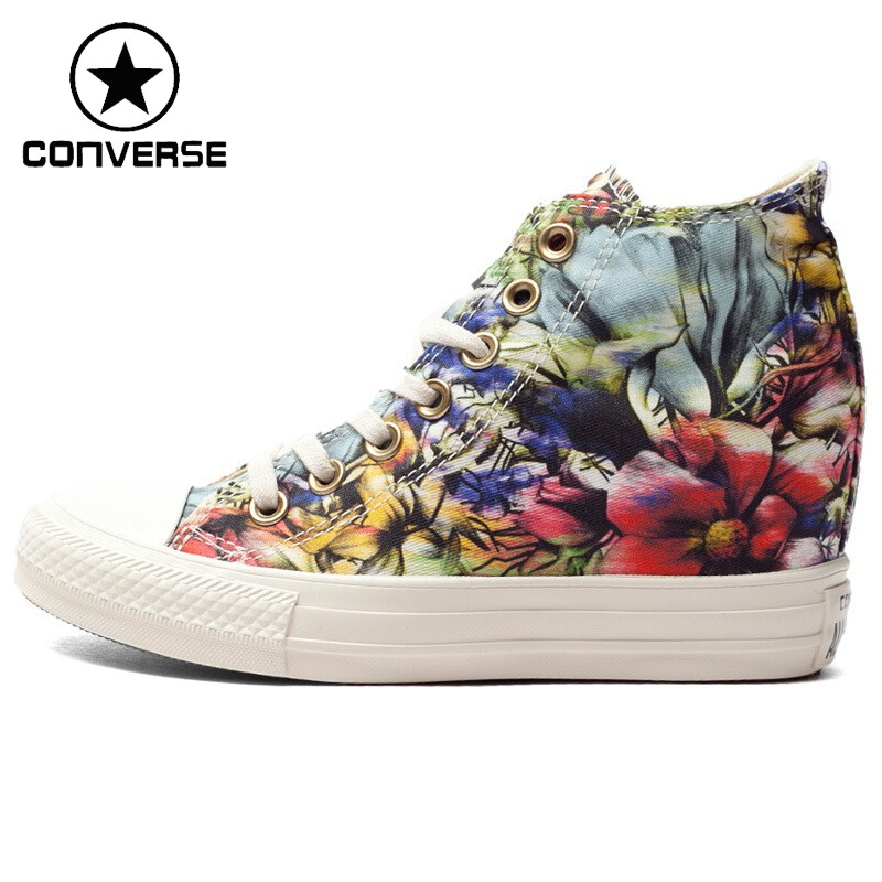 Original Converse Women's High top Skateboarding Shoes Canvas Sneakers eric toone j advances in enzymology and related areas of molecular biology