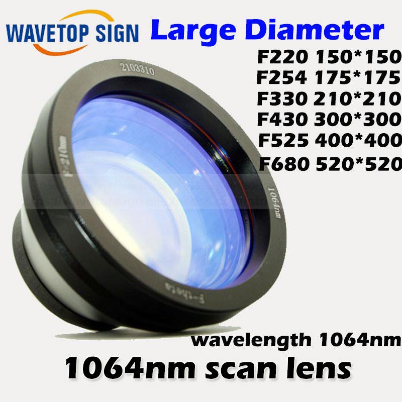 large diameter 1064nm  laser scan lens  fiber laser scan lens size:  150*150 175*175 210*210 300*300  400*400  520*520 M85 измерительный прибор laser target 150 200 300 300 300