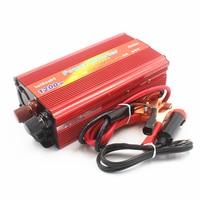 Car Vehicle Motor Inverter 1200 DC 12V 24V To AC 220V Power Inverter Adapter Car Chargers