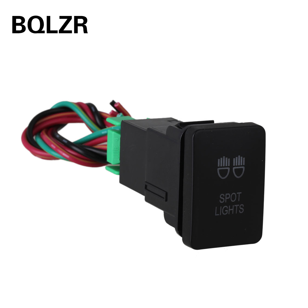 Bqlzr Double Red Pattern Switch S Nt Spot On Off For Toyota Junction Box Wiring Bq New Style In Switches From Home Improvement Alibaba Group