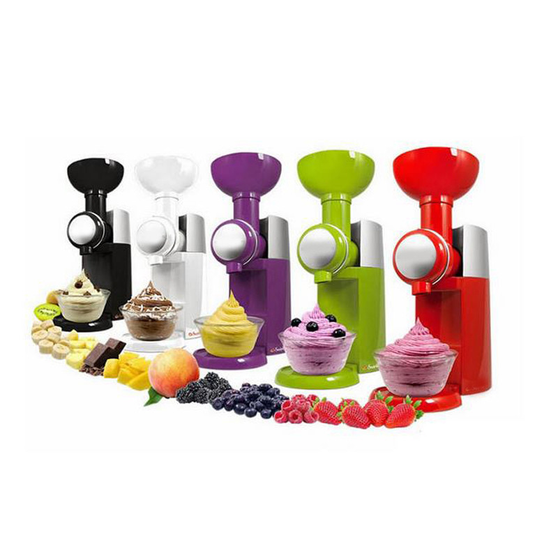 Big Boss Swirlio Automatic Frozen Fruit Dessert Machine Fruit Ice Cream Machine Maker Milkshake Machine 220V /110V EU AU UK US edtid portable automatic ice maker household bullet round ice make machine for family small bar coffee shop 220 240v 120w eu us