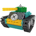 Tank Block Kit RC Blocks Set Education Creative Toy 145Pcs - Color Random