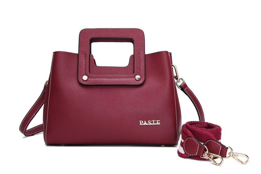 лучшая цена Genuine leather women handbags spring female shoulder bag fashion ladies totes big brand ipad crossbody women bag NCEO