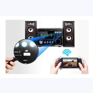 Image 5 - Usb bluetoothステレオ音楽受信機ワイヤレスオーディオアダプタドングルに内蔵されたマイクスピーカー用