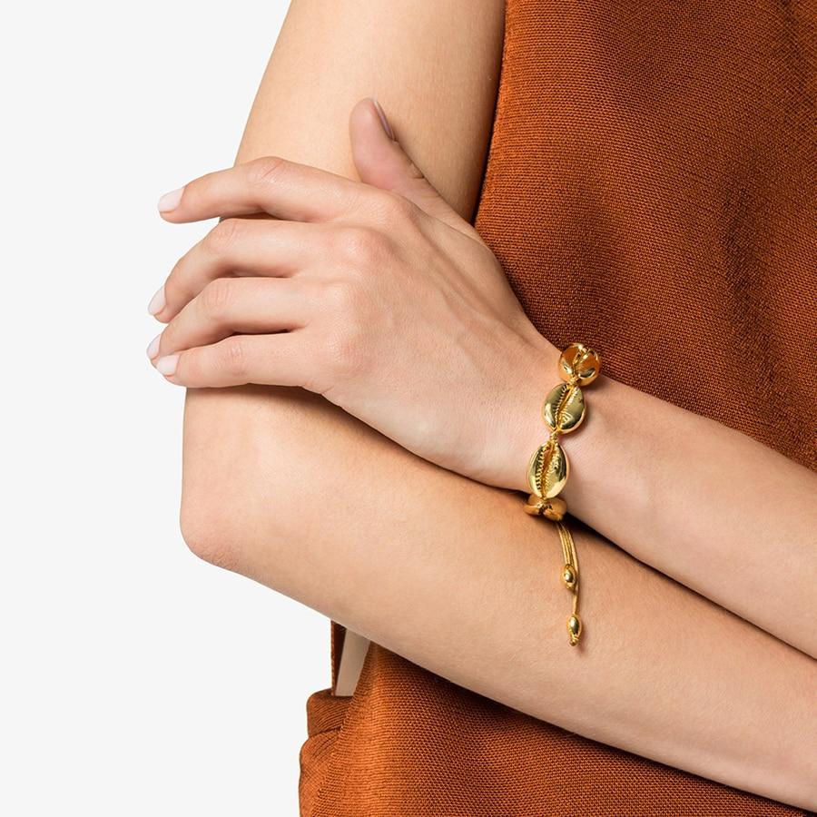 large puka shell bracelet (6)