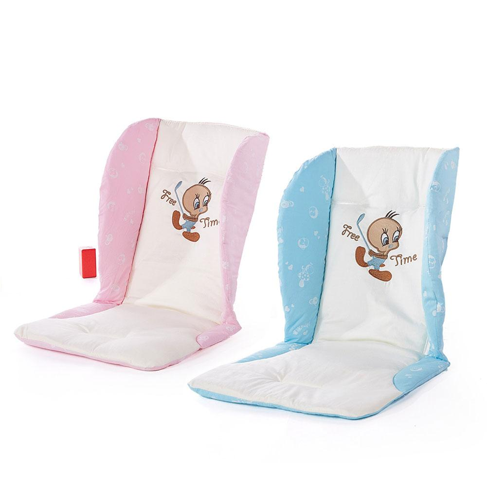 Baby Stroller Cushion Mat Cotton Baby Safe Chair Mat Shock-proof Mat for Stroller