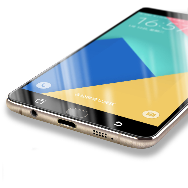 H&LOO Original 9H Anti-Explosion Tempered Glass For Samsung Galaxy S5 S4 S3 mini Screen Protector A3 A5 A7 2015 2016 Glass Film