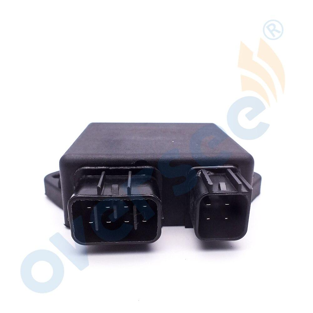 Надзор за блок интерактивного компакт-диска 2-х тактный 40HP 66T-85540-00-00 или 66T-85540-01-00 для Parsun Yamaha 40HP Подвесные лодочные моторы