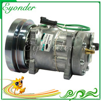 A/C AC Air Conditioning Compressor Cooling Pump for Caterpillar 900 1065122 4479 4640 4658 8058 8066 8109 240398 106-5122 SD7H15