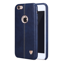 For iPhone 6 Plus 6s Plus Case Original Nillkin Englon Leather Cases For iPhone 6 6s Case Coqes fit with magnetic holder