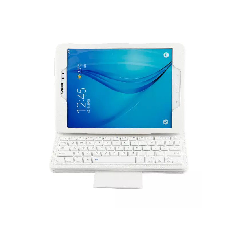 For samsung galaxy tab a 9.7 T550 t555 keyboard case Removable Wireless Bluetooth Case for samsung tab A 9.7