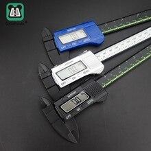 Measuring-Tool Vernier-Caliper Digital Electronic Display Plastic Inner 0-150mm