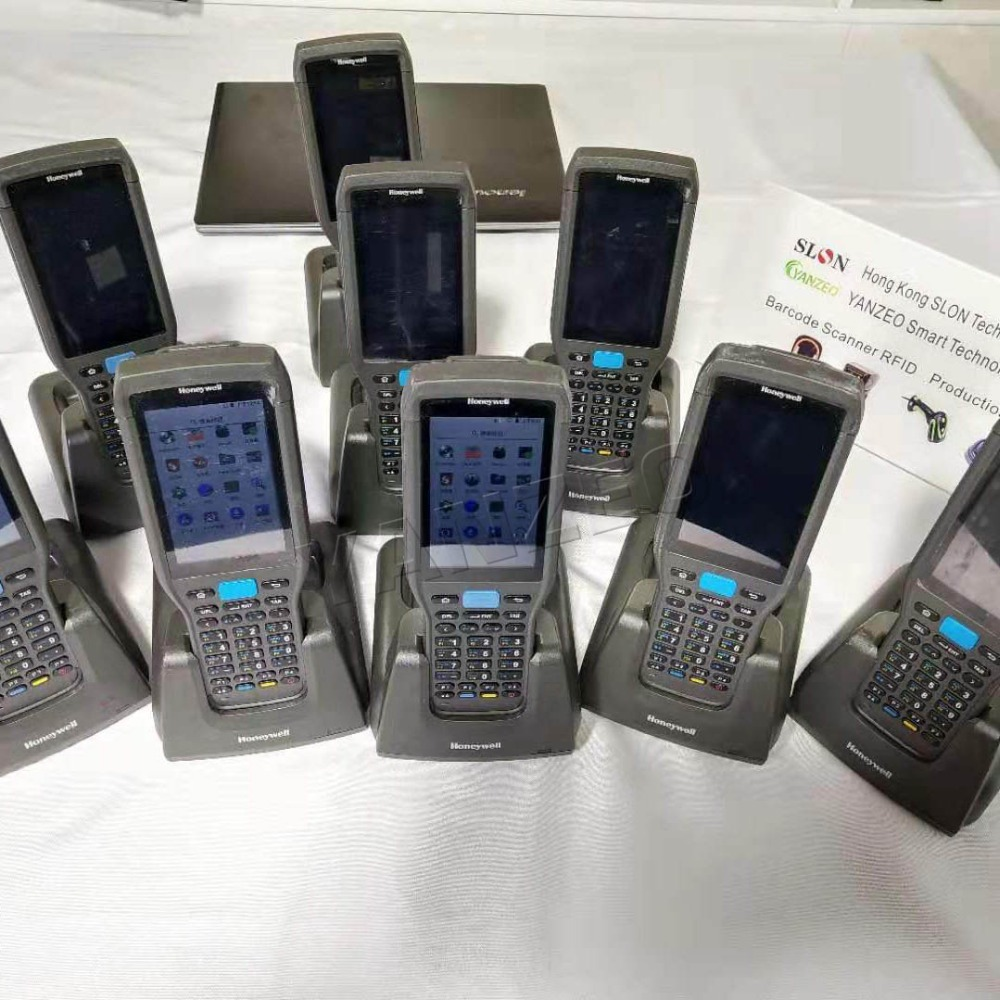 EDA60K-0-N323ENCC For Honeywell ScanPal EDA60K Handheld Mobile Computer 10.2 cm WLAN 2D 2G / 16G ANDR7.1 2D Barcode Scanner