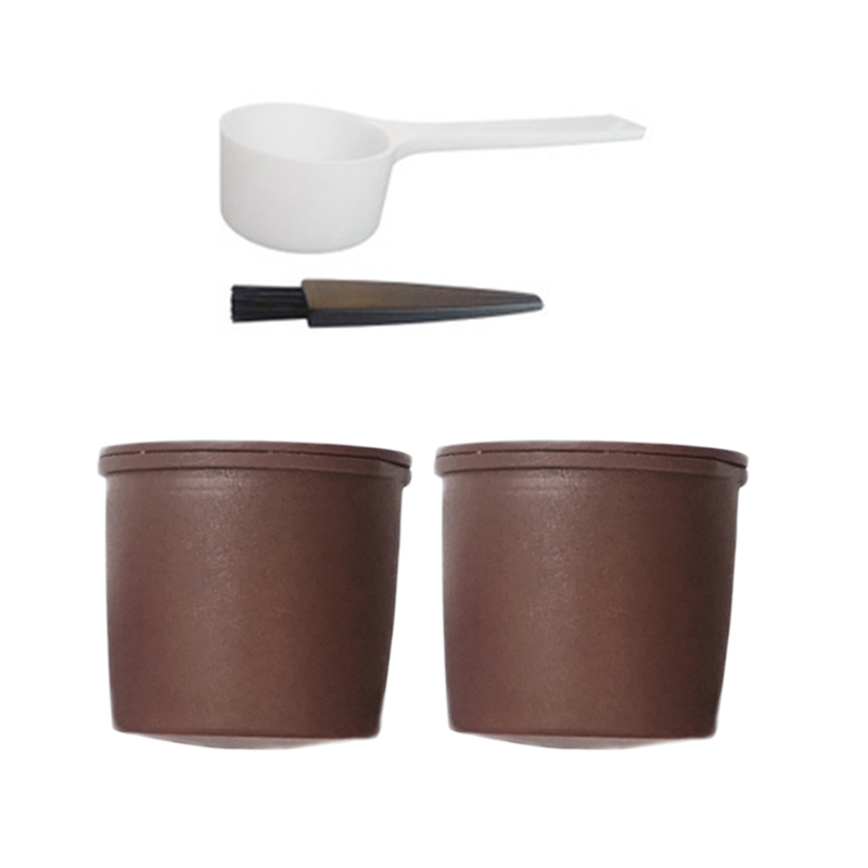 For Illy Y3 Filter X8 Y5milk Y1.1 X7.1 Spoon Refillable Brush Coffee Reusable Kitche Capsule Dinning Stainless
