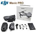 Mavic Pro Складной FPV Drone DJI С 4 К HD Камера 3 Оси DJI Gimbal 7 КМ Супер Расстояние Mavic Pro combo Для Фильм Фотограф