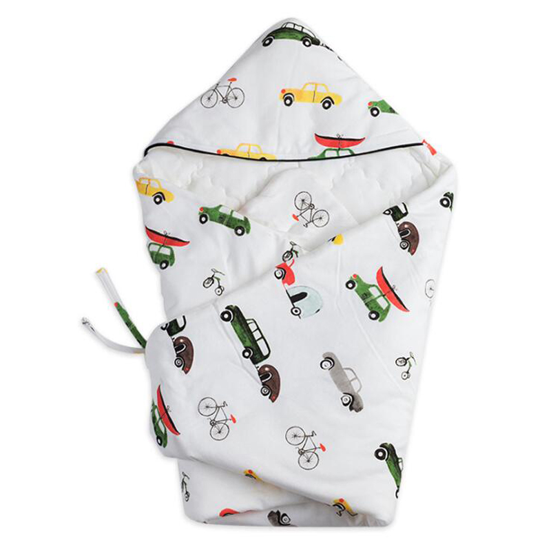 free shipping baby blankets Newborns Winter Strollers Bed Swaddle Blanket Wrap Bedding baby swaddle sleeping blanket envelope newborns baby shark sleeping bag for winter strollers bed swaddle blanket wrap cute cartoon bedding sleep sacks 7 color