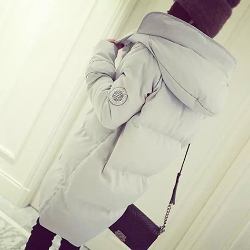 Winter Jacket Women Nice New Style Parkas Overcoat Brand Fashion Hooded Big Size Cotton Padded Warm Long Jackets And Coats S2215 winter jacket women nice new style parkas overcoat brand fashion hooded big size cotton padded warm long jackets and coats s2215