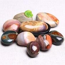 Натуральные шарики из камня океанская яшма круглая минеральная руда образец агатовый Кристалл кварц украшения для дома стол рейки коллекция фэншуй