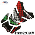 22*16 CM Motorcycle Sticker Fuel Gas Tank Pads Tank Sticker Protector Sticker 3M Clear for Benelli bn600 250 bj300 bn 600