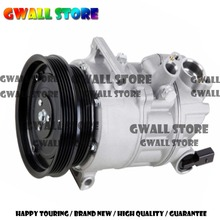 AC COMPRESSOR for VW Rabbit Jetta Golf Beetle G.W.-PXE16-5PK-127