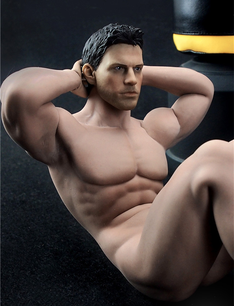 sexy muscle man