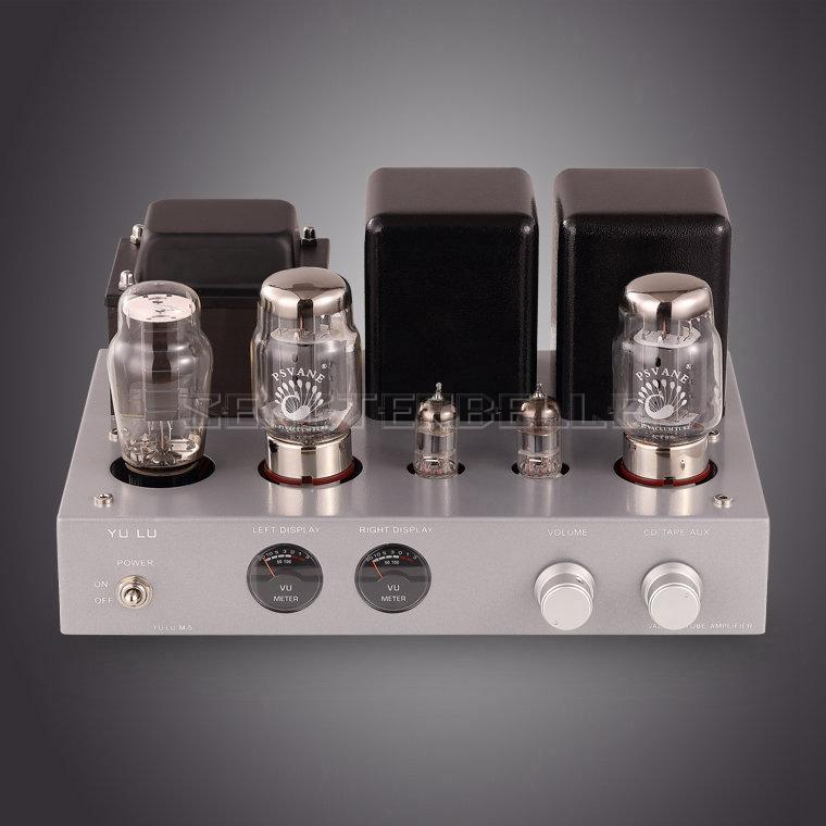 цена на Finished M5 HiFi KT88 Single-ended Tube Power Amplifier Vacuum Tube Rectifier Amplifier