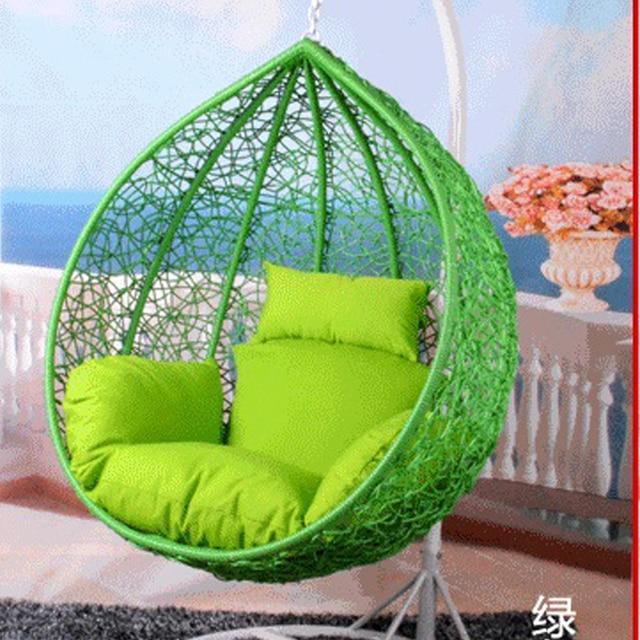 Sillas colgantes para jardin great silla colgante en for Silla columpio