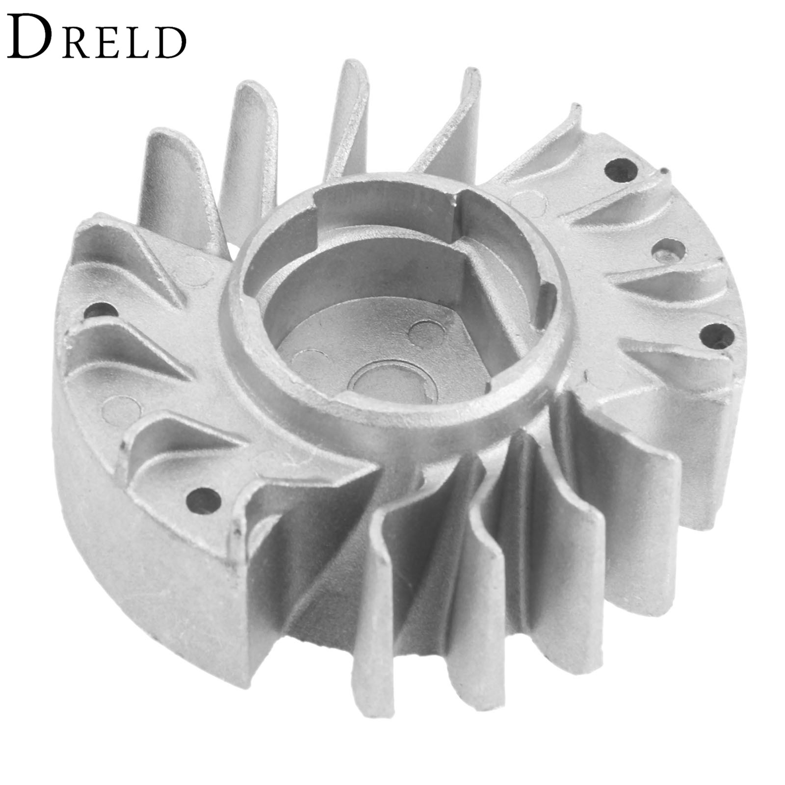 DRELD Fly Wheel Garden Power Tools Flywheel For STIHL 017 018 MS170 MS180 Replace Chainsaws #1130 400 1201 Chain Saw