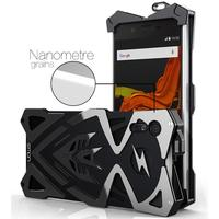 Luxury Simon Aluminum Cases For Sony Xperia XZ Shockproof Metal Thor Ironman Protect Case For Sony