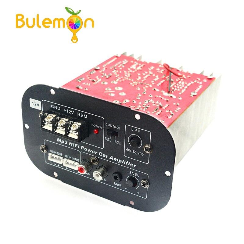 TPA3116D2 TPA3116 double canal stéréo haute puissance numérique amplificateur de puissance carte 2*120 W Amplificador bricolage Module XH-M543
