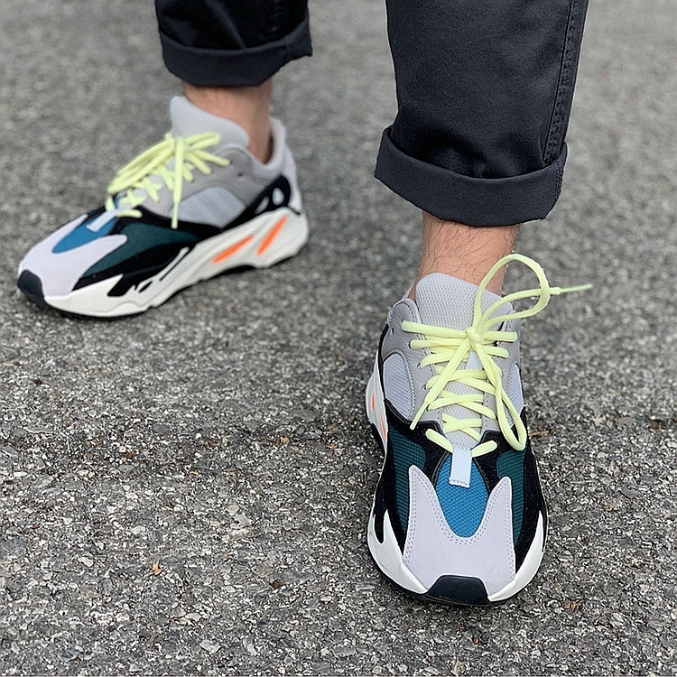 timeless design ed7b5 f7eaa Adidas Yeezy Boost 700 Inertia New Arrival Men Running Shoes Comfortable  Breathable Shoes Original Sneakers#B75571