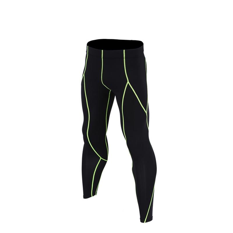 Alion Mens Compression Shirts Running Cool Dry Baselayer Tights Shorts 2Pcs Set
