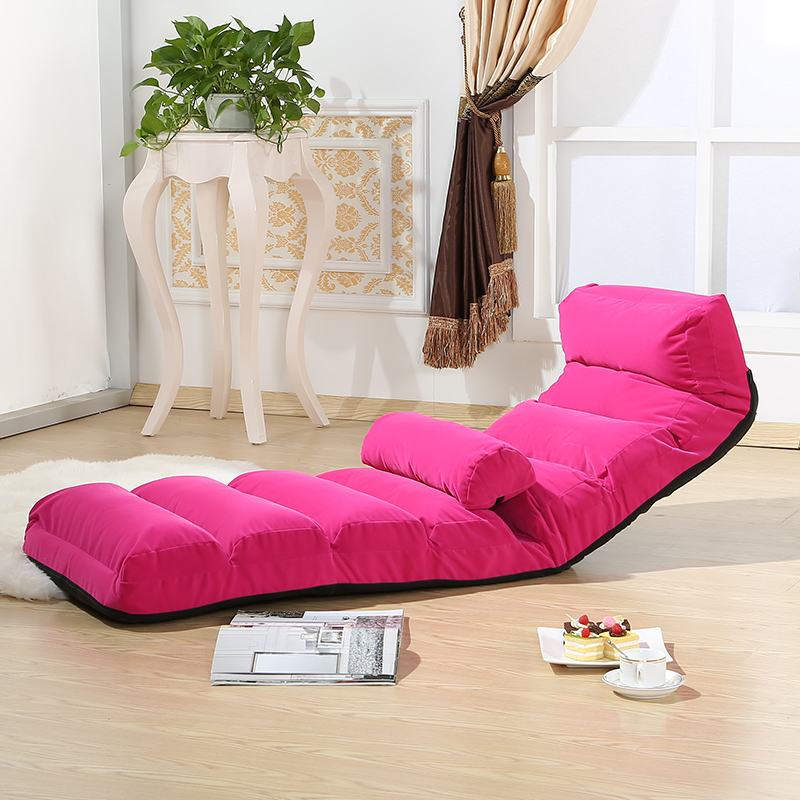 Floor Sofa Chair Folding Adjustable Floor Chair Sleeper Chair Bed ...