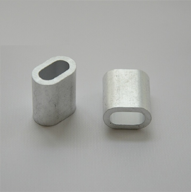 Aliexpress.com : Buy 500pcs (0.5mm) Aluminum Cable Crimps Sleeves ...
