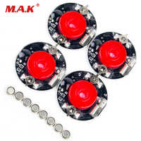 1/10 LED Light Wheel Brake Disc 4Pcs For HPI HSP 1:10 RC On-Road Drift Racing Car Red